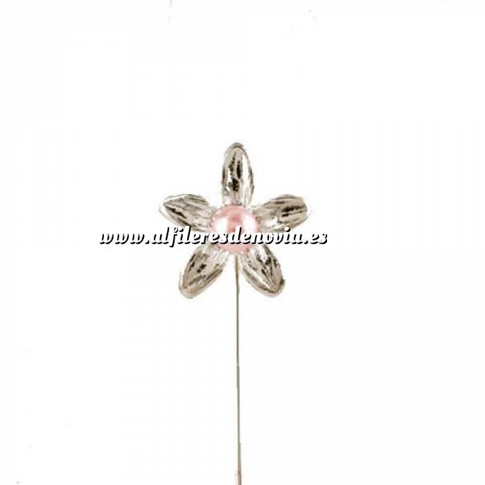 Imagen Alfileres OUTLET Alfiler Especial 26B (lilium pequeño rosa) (Últimas Unidades)