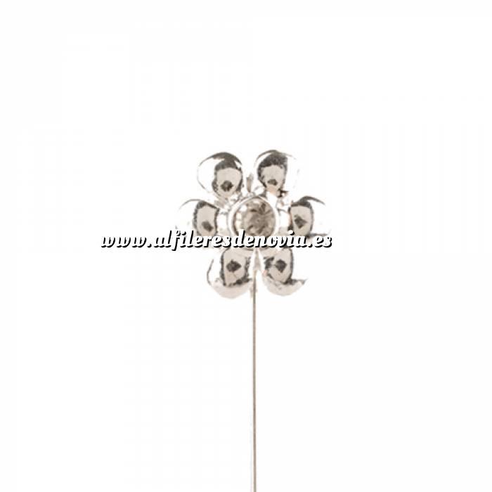 Imagen Alfileres especiales Alfiler Especial 22 (Margarita plata mediana)