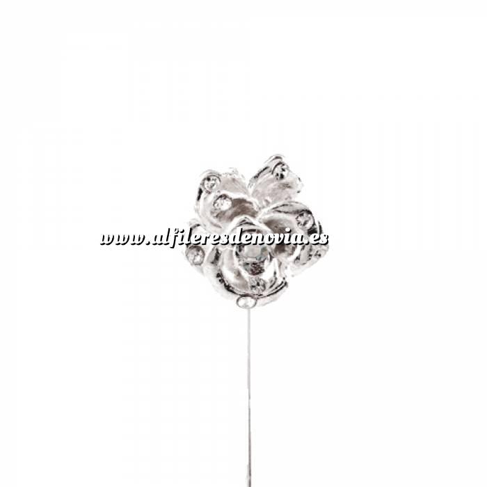 Imagen Alfileres especiales Alfiler Especial 32 (flor cristal)
