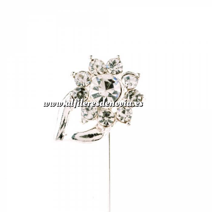 Imagen Alfileres especiales Alfiler Especial 39 (flor corazón)