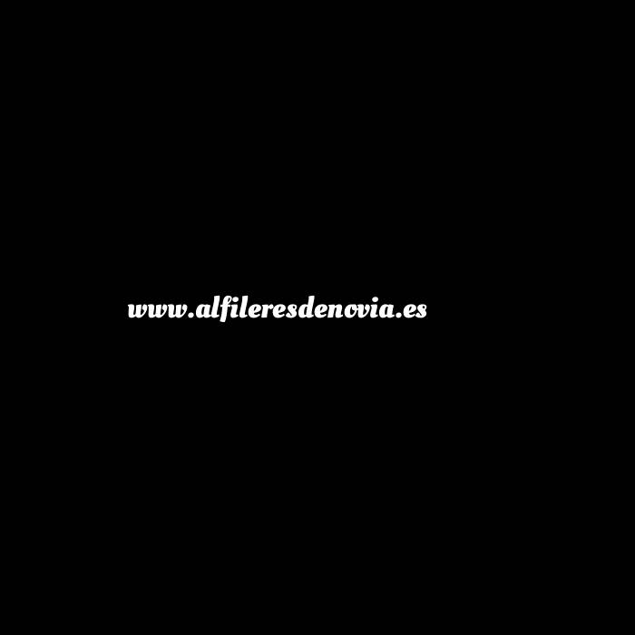 Imagen Complementos Alfileres Bouquet Alfileres ROSA NARANJA DE PAPEL