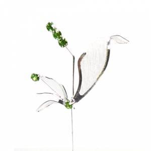 Alfileres especiales - Alfiler Especial 54 (alfiler libélula VERDE) (Últimas Unidades)